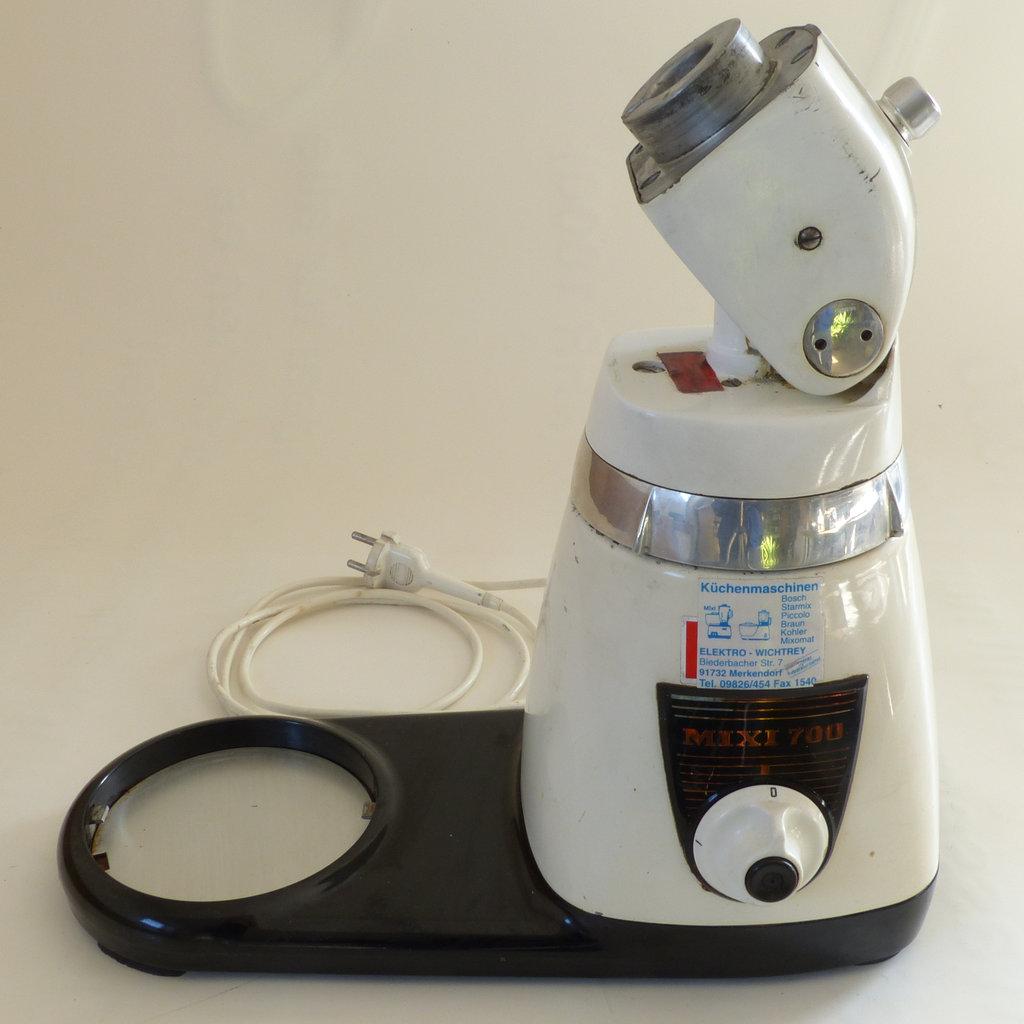 Reduziergetriebe - Küchenmaschinen Ersatzteile - mixi 700